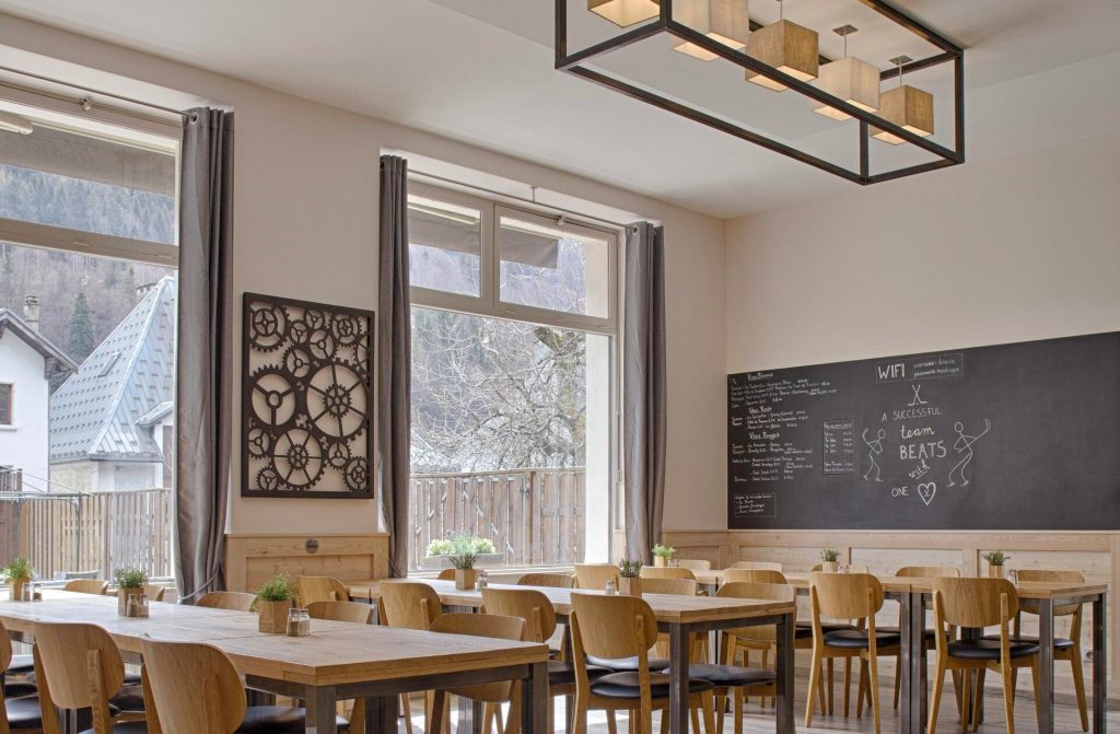 Restaurant Auberge La Douce Montagne