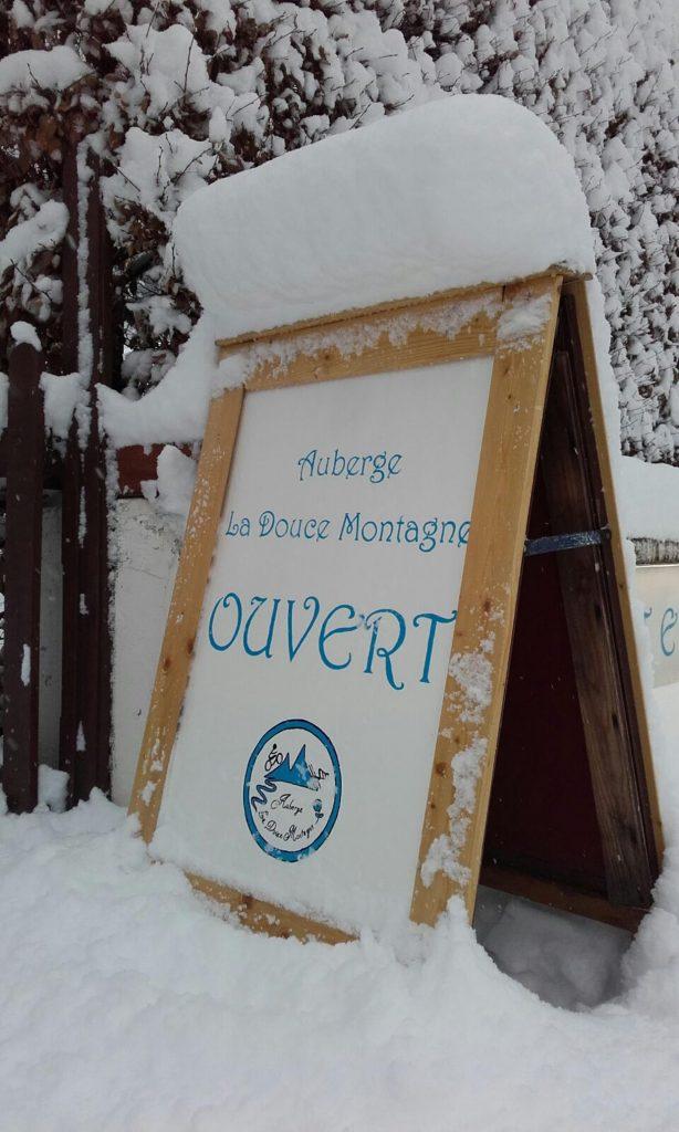 Hotel La Douce Montagne