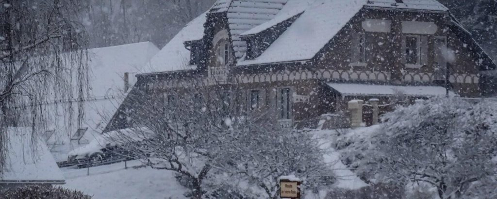 Hotel La Douce Montagne - Winter