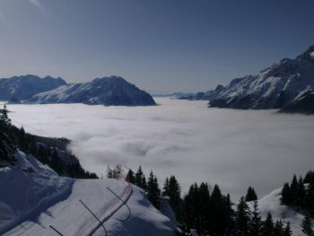 Wintersport Alpe d'Huez